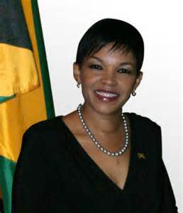Her Excellency Audrey Marks, Jamaica Ambassador to the United States