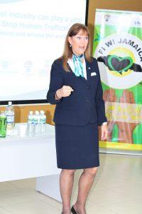 Nancy Rivard, President of AAI