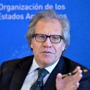 OAS Secretary General Luis Almagro