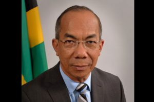 Hon. Dr. Horace Chang