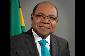 Hon. Edmund Bartlett, Minister of Tourism