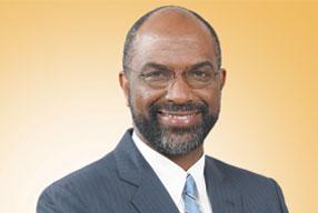 Hon. Earl Jarrett, CEO of Jamaica National Group