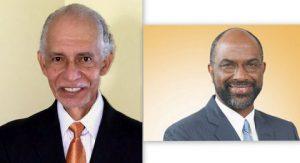 Ambassador Curtis Ward & Mr. Earl Jarrett, CEO, JN Group