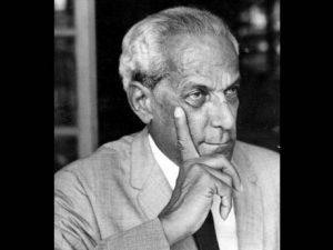 Former Jamaican Premier Norman W. Manley