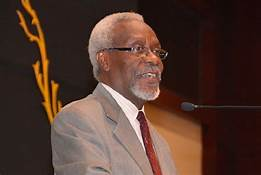 P.J. Patterson, former Prime Minister of Jamaica