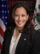 Senator Kamal Harris (D-CA)