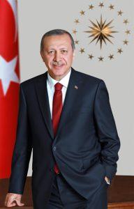 Turkey President Recep Erdogan
