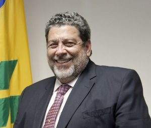Hon. Ralph Gonsalves, Prime Minister of St. Vincent and the Grenadines
